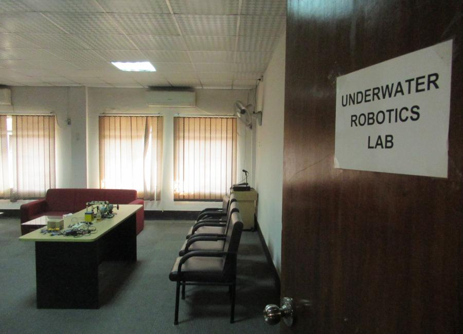 Underwater Robotics Laboratory