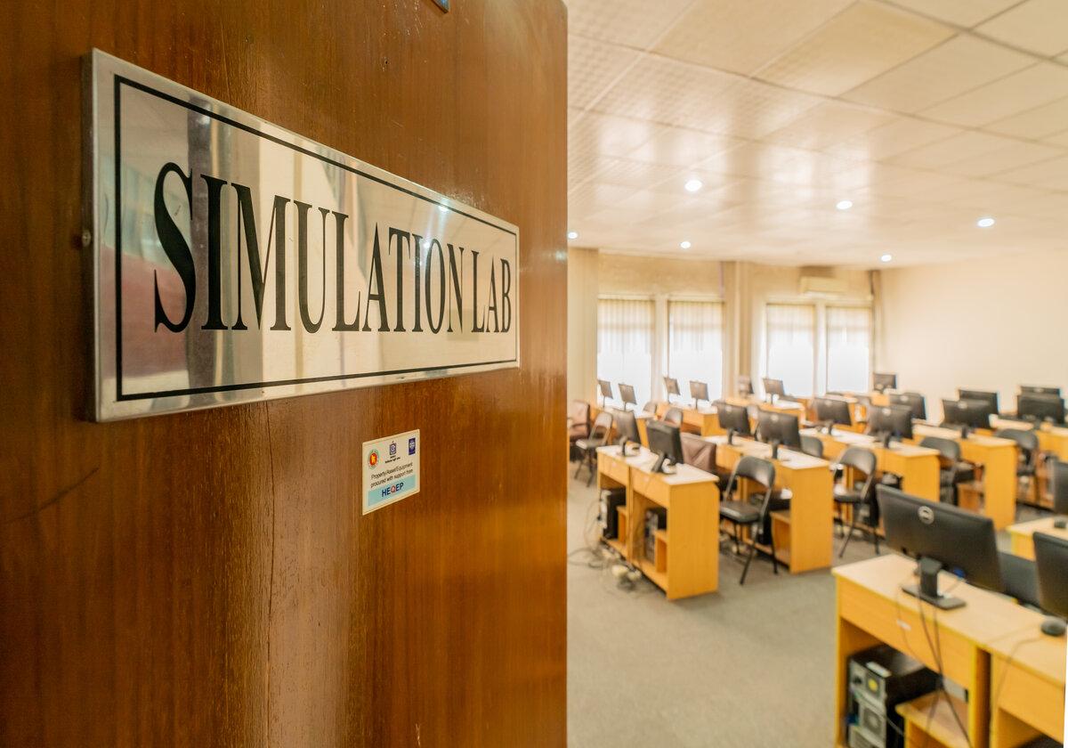 Simulation Lab